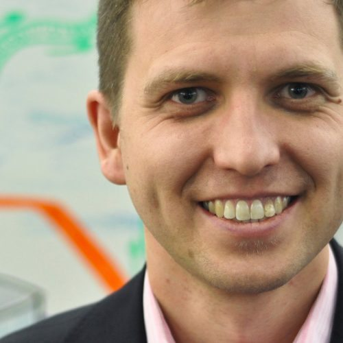 Aaron Williamson designer and facilitator