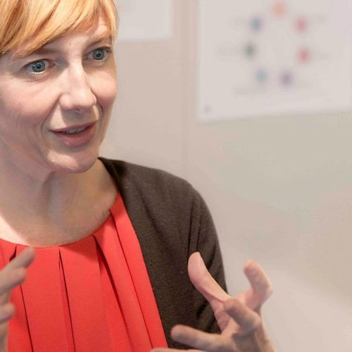 Michela Salvi - Solution Designer& Facilitator