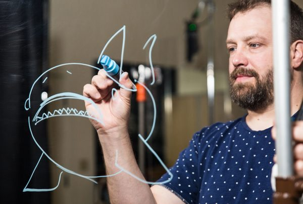 Peter Durand - Graphic Facilitator
