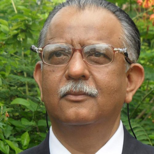 Sunil Parekh Facilitator in India