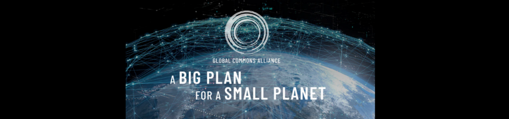 A big plan for a small planet