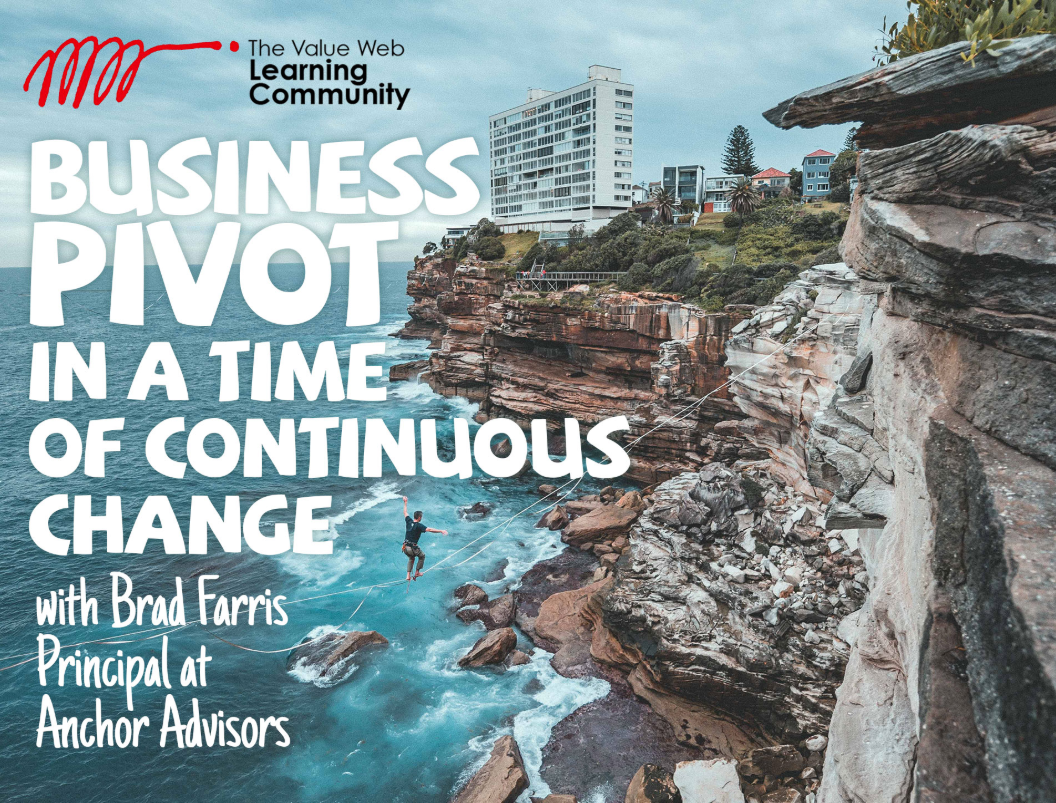 Business Pivot in a Time of Continuous Change