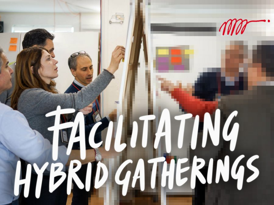 Facilitating Hybrid Gatherings